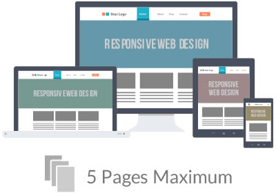 Standard Web Design Package